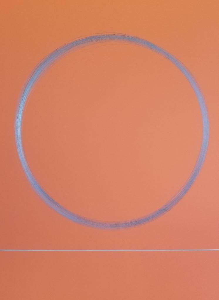 Giotto Circle #4 (2019)